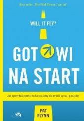 Okładka książki Gotowi na start Pat Flynn