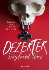 Okładka książki Dezerter Siegfried Lenz