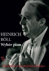 Okładka książki Wybór pism Heinrich Böll