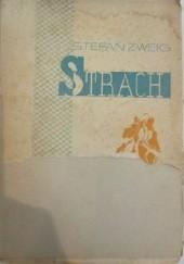Okładka książki Strach Stefan Zweig