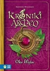 Okładka książki Oko Węża Agnieszka Stelmaszyk
