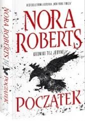 Okładka książki Początek Nora Roberts