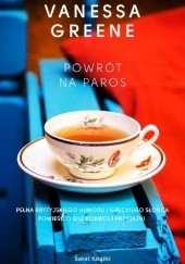 Okładka książki Powrót na Paros Vanessa Greene