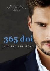 Okładka książki 365 dni Blanka Lipińska