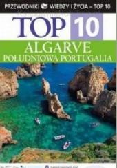 Okładka książki Algarve. Południowa Portugalia Mirosława Szymańska
