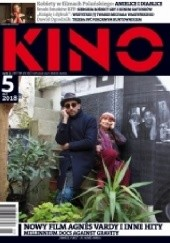 Okładka książki Kino, nr 5 / maj 2018 Redakcja miesięcznika Kino