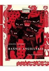 Okładka książki Baśnie angielskie Joseph Jacobs,Bogdan Zieleniec