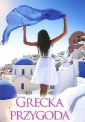 Okładka książki Grecka przygoda Penny Jordan,Sarah Morgan,Chantelle Shaw