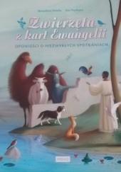 Okładka książki Zwierzęta z kart Ewangelii Benedicte Delelis
