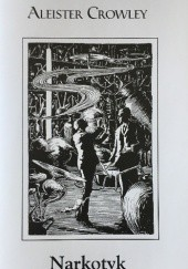 Okładka książki Narkotyk Aleister Crowley