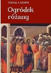 Okładka książki Ogródek Różany Tomasz z Kempis