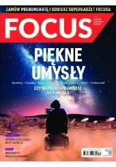 Okładka książki Focus 5/2018 Redakcja magazynu Focus