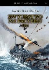 Okładka książki Zwycięstwo na Pacyfiku 1945 Samuel Eliot Morison