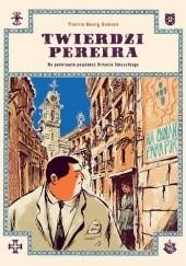 Okładka książki Twierdzi Pereira Pierre-Henry Gomont