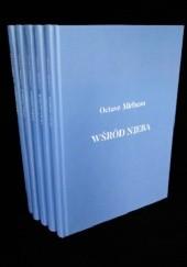 Okładka książki Wśród nieba Octave Mirbeau,Anita Staroń,Łukasz Szkopiński