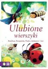 Okładka książki Ulubione wierszyki Aleksander Fredro,Maria Konopnicka,Jan Brzechwa,Stanisław Jachowicz,Władysław Bełza,Ignacy Krasicki