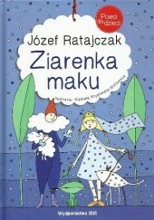 Okładka książki Ziarenka maku Józef Ratajczak