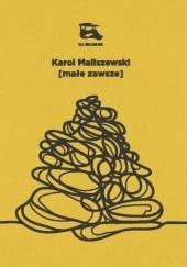 Okładka książki [małe zawsze] Karol Maliszewski