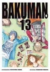 Okładka książki Bakuman #13 Tsugumi Ohba,Takeshi Obata