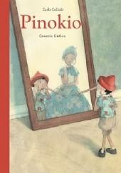 Okładka książki Pinokio Carlo Collodi,Quentin Gréban