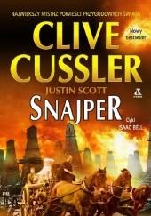 Okładka książki Snajper Clive Cussler,Justin Scott