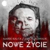 Okładka książki Nowe życie Jakub Małecki