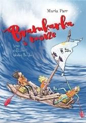 Okładka książki Bramkarka i morze. Burze w Zatoce Pękatej Matyldy Maria Parr