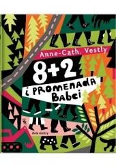 Okładka książki 8 + 2 i promenada babci Anne-Cath. Vestly,Marianna Oklejak