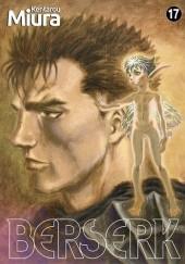 Okładka książki Berserk #17 Kentarō Miura