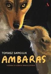 Okładka książki Ambaras Tomasz Samojlik
