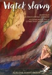 Okładka książki Wątek sławy Klaudia Frant-Rakuś