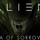 Okładka książki Alien: Sea of Sorrows James Moore,Dirk Maggs