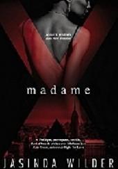 Okładka książki Madame X Jasinda Wilder