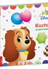 """Okładka książki . """"Disney Maluch. Kolory"""", """"Disney Maluch. Kolory"""", """"Disney Maluch. Liczby""""  , """"Disney Maluch. Smacznego"""" Urszula Kozłowska"""