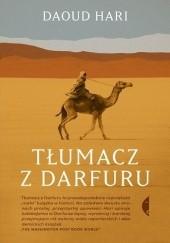 Okładka książki Tłumacz z Darfuru Daoud Hari