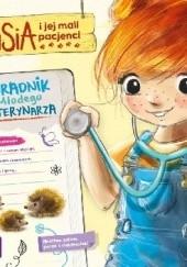 Okładka książki Misia i jej mali pacjenci. Poradnik młodego weterynarza Aniela Cholewińska-Szkolik
