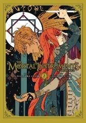 Okładka książki The Mortal Instruments: The Graphic Novel vol. 2 Cassandra Clare,Cassandra Jean