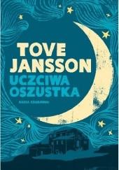 Okładka książki Uczciwa oszustka Tove Jansson