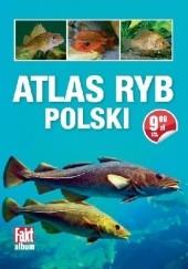 Okładka książki Atlas ryb polski Joanna Grabowska