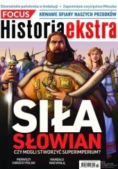 Okładka książki Powiększ Focus Historia Ekstra 03/2018 Redakcja magazynu Focus