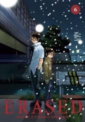 Okładka książki ERASED Miasto, z którego zniknąłem 6 Kei Sanbe