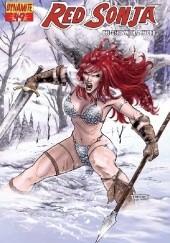 Okładka książki Red Sonja - She Devil With A Sword 49 Brian Reed,Walter Geovani