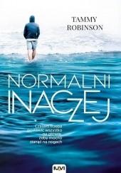 Okładka książki Normalni inaczej Tammy Robinson