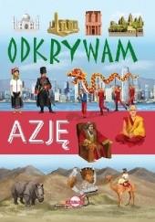 Okładka książki Odkrywam Azję Stanisław Nałęcz