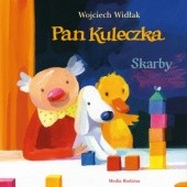Okładka książki Pan Kuleczka. Skarby Wojciech Widłak,Elżbieta Wasiuczyńska