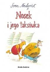 Okładka książki Nosek i jego taksówka Sven Nordqvist