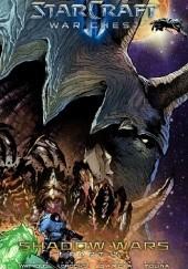 Okładka książki Shadow Wars Part 2 Valerie Watrous,Robert Brooks,Manuel Garcia,Sandra Molina