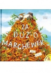 Okładka książki Za dużo marchewek Katy Hudson