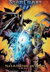 Okładka książki Shadow Wars Part 5 Andrew Jordt Robinson,Miguel Sepulveda