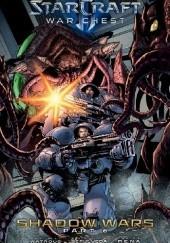 Okładka książki Shadow Wars Part 6 Valerie Watrous,Miguel Sepulveda
